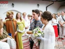 Свадьба в старобелорусском стиле