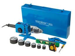 Сварочный аппарат для полимерных труб Solaris PW-1502. ..