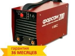 Сварочный аппарат инверторного типа Форсаж-200 (без компл. )