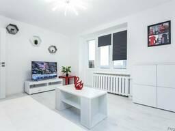 Светлая 2 комнатная квартира посуточно в Минске