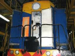 Светодиодное освещение для локомотивов