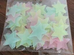 Светящиеся неоновые наклейки для детской комнаты!