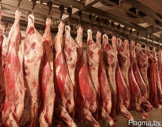 Свинину охлаждённую 1-2 категории