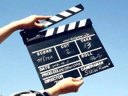 Съёмка рекламных роликов
