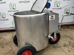 Молочное такси 250 литров, 3 колеса (МТВТ-250)