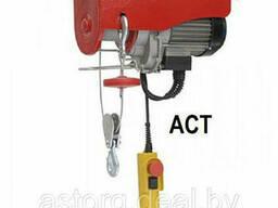 Таль ТЭ электрическая РА 500 / 1000 кг Н 12 / 6 м 220В. ..