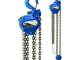 Тали ручные шестеренные цепные (HS-C)