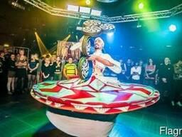Танец юбки (Танура). Египетское шоу