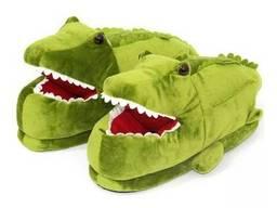 Тапки Крокодилы