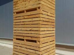 Тара деревянная для хранения фруктов и овощей