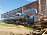 Технологическая линия по производству брикетов типа RUF из щепы - фото 2