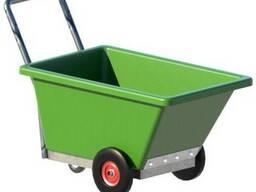 Тележка для подвоза и раздачи кормов (ТДК 250)