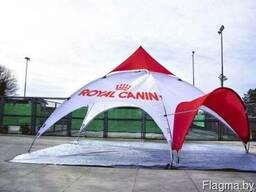 Тенты, шатры, торговые палатки