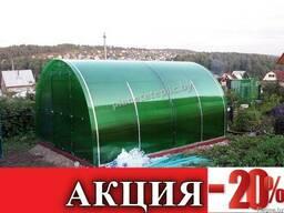 Теплица «Сибирская» 3х6м