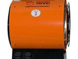 Тепловентилятор ТТ-3Т электрический Профтепло апельсин
