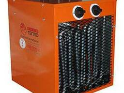 Тепловентилятор ТТ-5ТК электрический Профтепло апельсин