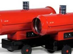 Тепловые пушки дизельные непрямого нагрева (с теплообменнико