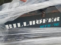 Термическая машина для кашировки тип МТС-76 Производитель Billhofer