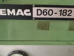 Термопластавтомат Demag D60-182