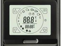 Терморегулятор для теплого пола E 91. 716 цвет черный