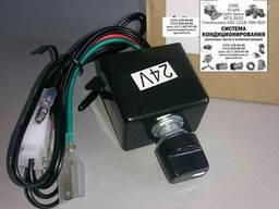 Термостат электронный 24V 09-000102-00