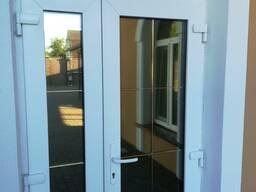 Тонировка окон, балконов солнцезащитными пленками Гомель