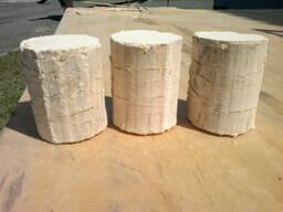 Топливные брикеты из лиственных пород