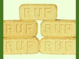 Топливные брикеты RUF (ель)