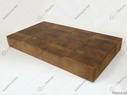 Торцевая доска деревянная