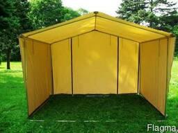 Торговая палатка «Домик» 3х2 (Польша)