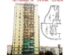 Торговое помещение в жилом доме в аренду, 58-65 м. кв.