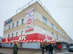 Торговый Центр Спутник 2 в г. Молодечно