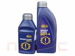 Тормозная жидкость Sct Brake Fluid dot-4