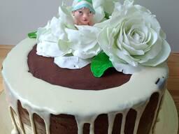 Торт детский из натуральных ингредиентов - фото 4