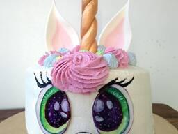 Торт детский из натуральных ингредиентов - фото 5
