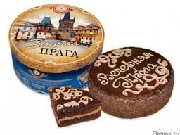 """Торт """"Вечерняя Прага"""""""