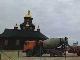 Слуцк бетон москва поставщики бетона в