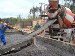 Купить бетон в орше с доставкой цена за куб сибирский бетон директор