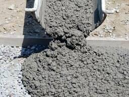 Товарный бетон раствор любых марок Бетононасос 3078495