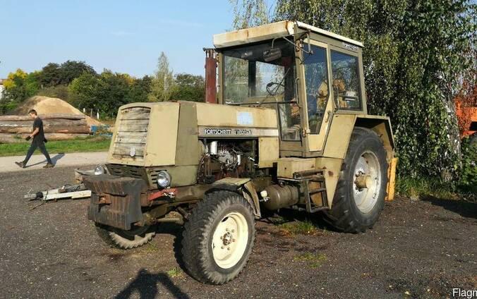 Трактор фортшрит