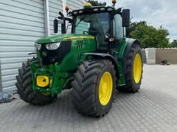 Трактор John Deere 6155R. 2020г