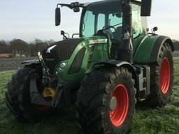 Тракторы Fendt
