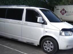 Пассажирские перевозки микроавтобусами (от 8 до 21 мест)