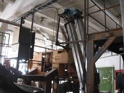 Транспортер вертикальный (нория) 5м.