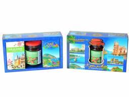 Чайный набор (2 чая варенье) из Крыма!