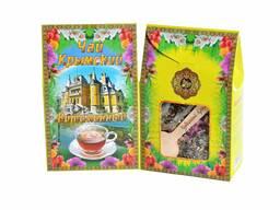 Травяной чай из Крыма с подарком!