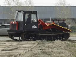 Трелевочный трактор ТЛП-4М-034