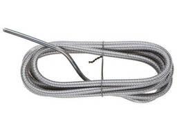 Трос сантехнический пружинный ф 13,5 мм длина 15 м (Россия)