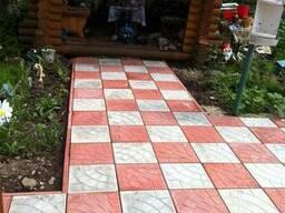 Тротуарная плитка 30*30