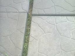 Тротуарная плитка «Черепаха»